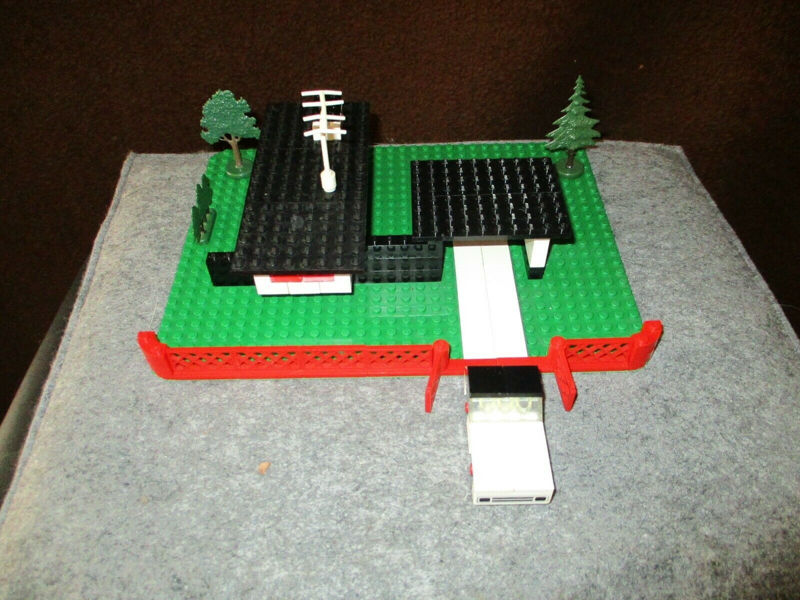 Lego Lego Lego -  345 Modernes Haus  von 1969 3919aa
