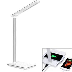 48-LED-Schreibtischlampe-Buerolampe-Mit-Wireless-QI-Ladegeraet-fuer-iPhone-Samsung