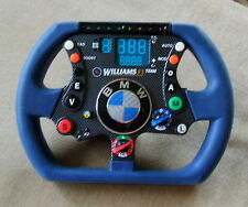 Williams BMW F1 Steering Wheel. Montoya / Schumacher.Full Size.