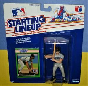 1989 TOM BROOKENS Detroit Tigers NM+ Rookie *FREE_s/h* sole Starting Lineup