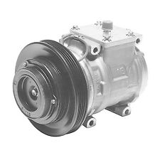 A/C Compressor and Clutch-New Compressor DENSO fits 93-97 Toyota Corolla