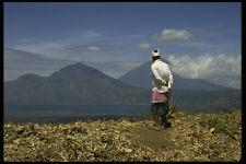 202000 Mt Batur Mt Abang And Mt Agung A4 Photo Print