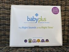 Babyplus Prenatal Education System Plays Heartbeat Music In The Womb To Promote