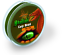 QUANTUM RADICAL BASILISK CARP BRAID Geflochtene Angelschnur 350m rot oder grün