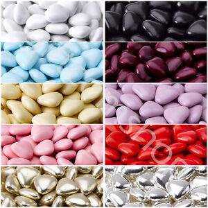 Mini-C-ur-Chocolat-Dragees-Fete-Faveurs-Mariage-Noel-bonbons-Table-de-Fete