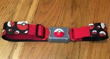Pokemon Belt Clip N Carry Pokeball TOMY Authentic Kids Children Games Adjustable