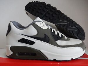 promo code ebd09 5ec5d Details about NIKE AIR MAX 90 ID WHITE-SAIL-OLIVE GREEN-BLACK SZ 12