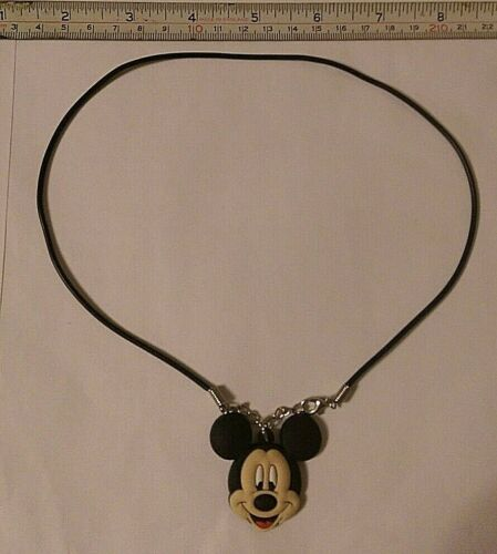 Disney Mickey Mouse Collar Colgante