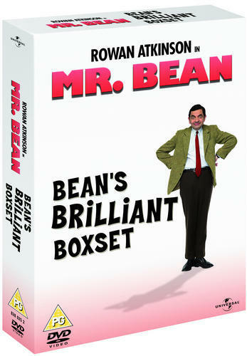 1 of 1 - Mr Bean: Series 1 - Volumes 1-4 (20th Anniversary Edition) [DVD]