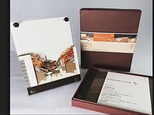 OMOSHIROI-BLOCK-TRIADO-Japan-Memo-Pad-Paper-SCENERY-Autumn-leaves-in-Kyoto-NEW