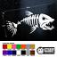 ANGRY-FISH-STICKER-FISHING-BAIT-BOAT-HOBBIES-CAR-WINDOW-STICKER-DECAL miniatuur 2