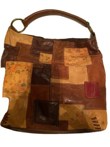 patchwork handbags