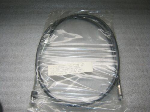 YAMAHA CLUTCH CABLE XJ650 XJ//650 LJ//LK//RJ 1982-1983 82-83 NOS 4K0-26335-00-00