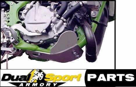 Ricochet 220 Kawasaki KX85 Skid plate 1996-2018,Enduro,Motorcross,Harescramble