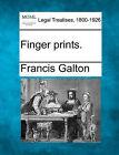 Finger Prints. by Francis Galton (Paperback / softback, 2010)