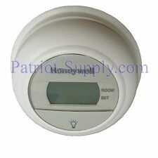 Honeywell Digital T8775a1009 Round Non Programmable Heat-only One Touch Display