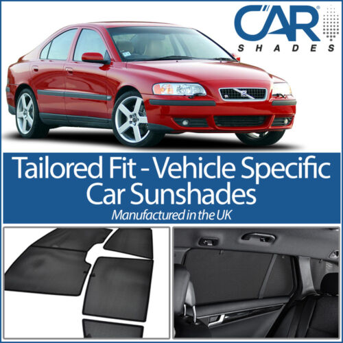 Volvo S60 4dr 20012009 CAR WINDOW SUN SHADE BABY SEAT CHILD BOOSTER BLIND UV