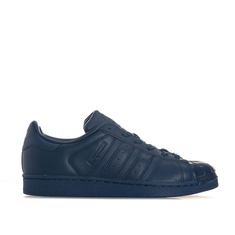 Femme adidas Originals Superstar Glossy Toe Trainers Bleu7 EU 40.7 40.7 EU NH06 59 7ab9b2