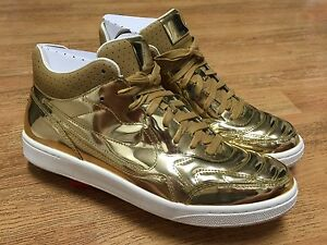 reputable site 349f8 469e8 NIKE NSW TIEMPO '94 MID SP LIQUID GOLD SOCCER FOOTBALL SHOES 10.5 ...