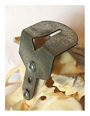 6 Stainless Steel European Skull Mount Hanger Deer /& Hog KRENEK SKULL BRACKET