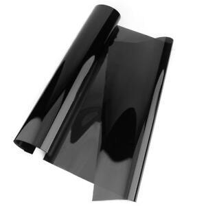 1mx50cm-VLT-Black-Car-Vehicle-Auto-Home-Glass-Window-Tint-Tinting-Film-Roll