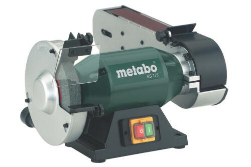 Metabo combiné ponceuse BS 175 ponçeuse à bande 500w 601750000