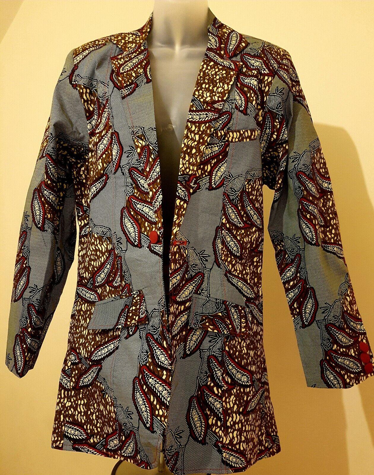 African wear Latest Men Ankara Blazer with Trouser.