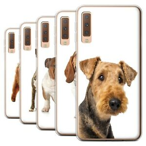 Gel-TPU-Case-for-Samsung-Galaxy-A7-2018-A750-Dog-Breeds