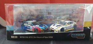Tarmac-Works-1-64-BMW-M6-GT3-2-coches-Box-Set