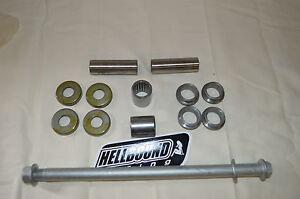 Honda-ATC250r-250r-1985-1986-complete-swingarm-bearing-pivot-bolt-bushing-set