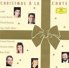 Christmas a La Carte : Christmas a La Carte CD (1999)
