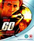 Gone in 60 Seconds 8717418119539 With Nicolas Cage Blu-ray Region B