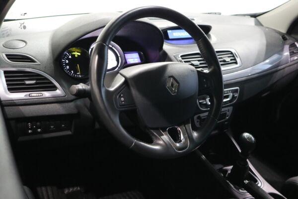 Renault Megane III 1,5 dCi 110 Expression Sport Tourer billede 8