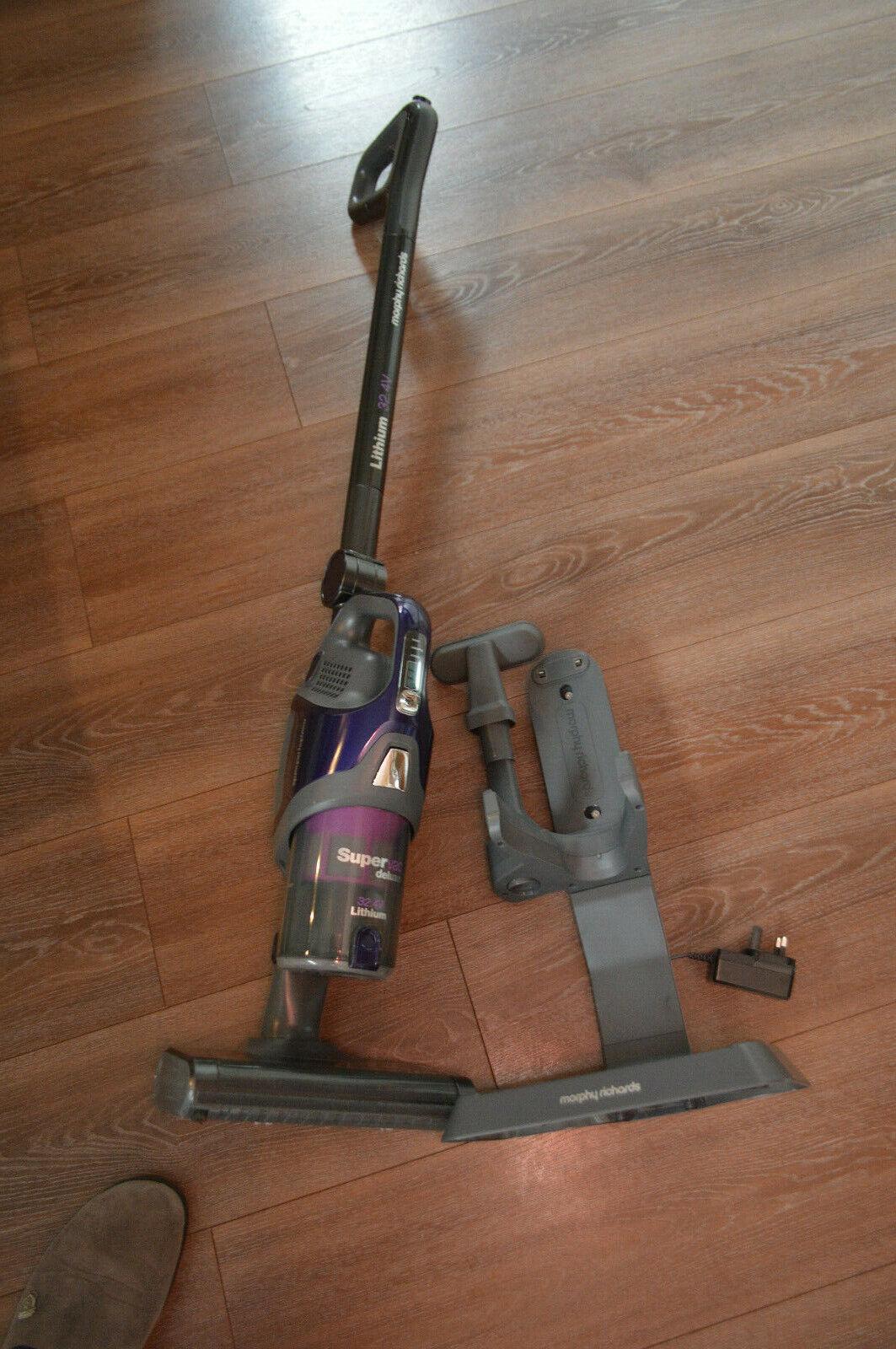 Morphy Richards 734050 Cordless Vacuum