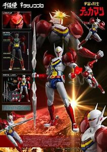 SENTINEL-TATSUNOKO-HEROES-FIGHTINGEAR-TEKKAMAN-THE-SPACE-KNIGHT-NEW