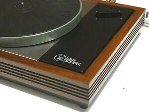 Sehr-fruehes-Original-Linn-Sondek-lp12-Vintage-Record-Vinyl-Deck-Player-Plattenspieler