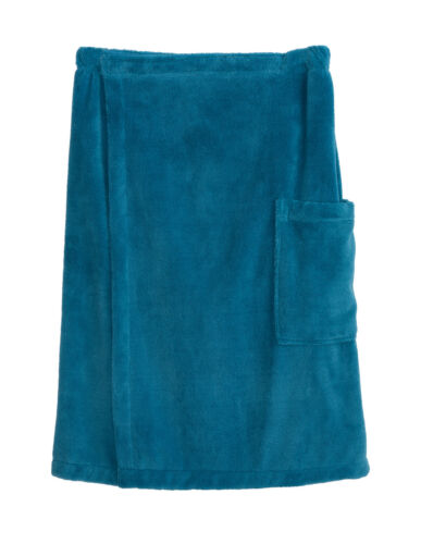 Shower /& Bath TowelSelections Men/'s Wrap Water Absorbent Cotton Lined Fleece