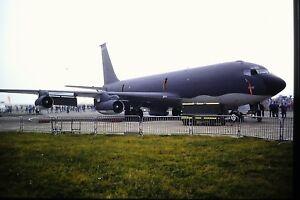 4-482-2-Boeing-KC-135-Stratotanker-United-States-Air-Force-Kodachrome-SLIDE