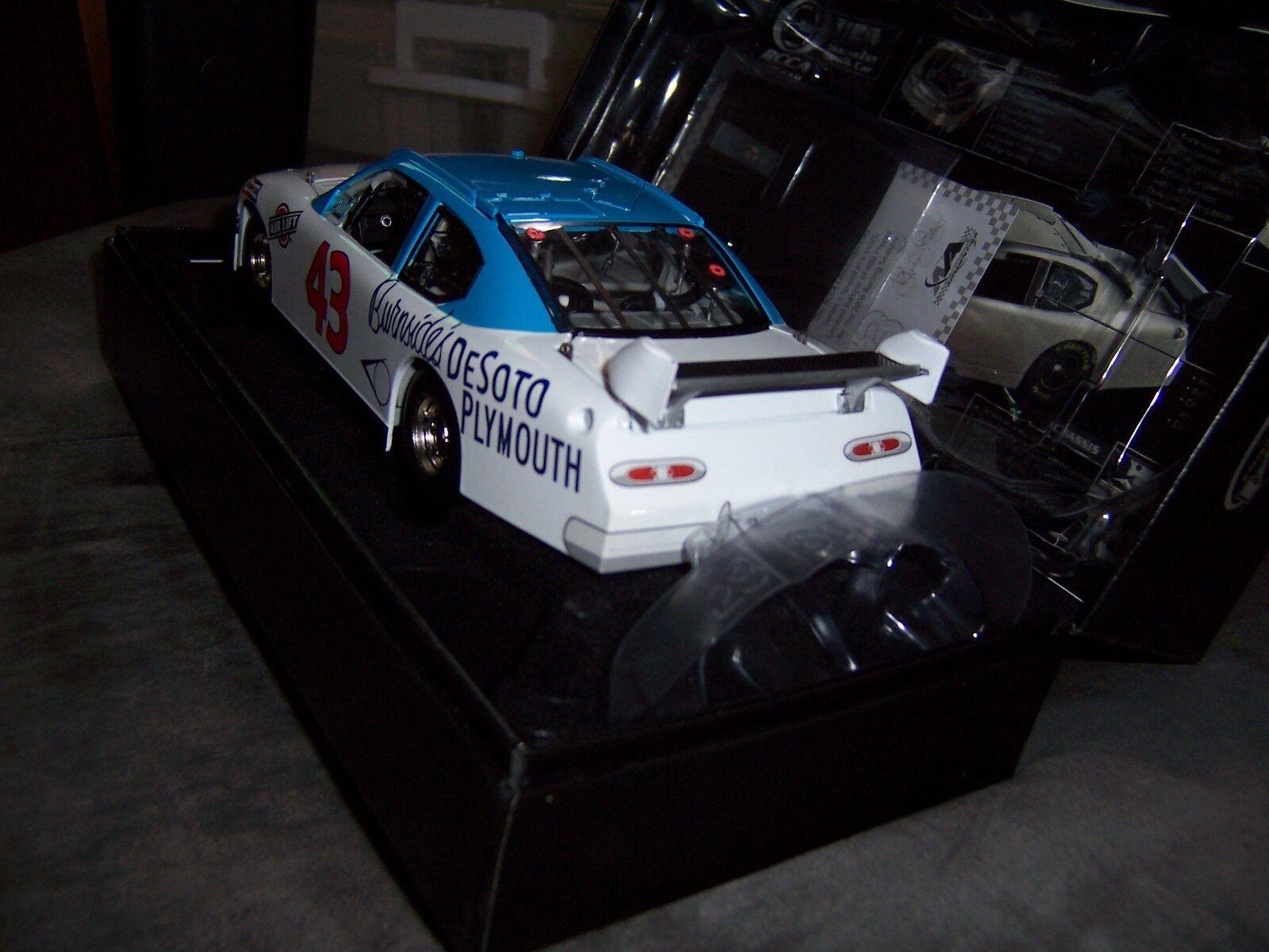 2008 Richard Petty Burnside's Desoto 1st Win 1959 Plymouth RCCA Elite 1 24