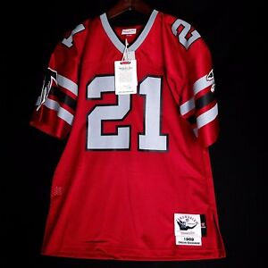 deion sanders mitchell and ness jersey