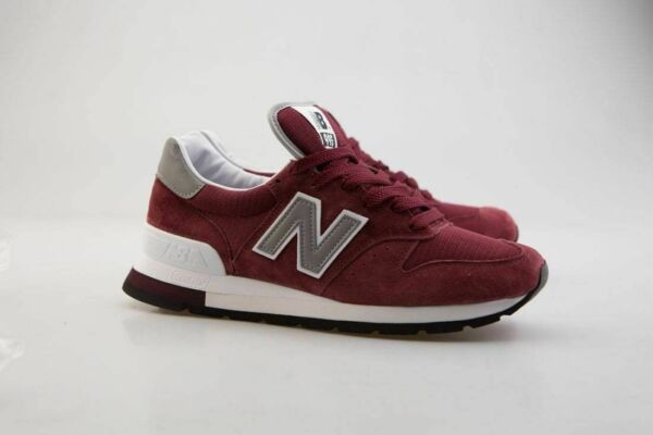 New Balance 995 30th Anniversary M995chbg Bordeaux / White Made In Eua Sz 12