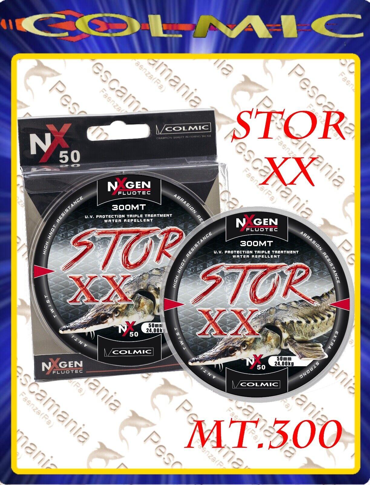 Monofilament Japanisch NX Gen. Stor XX MT 300 Stör Wels    Hochwertige Produkte