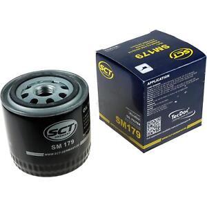 Original-sct-filtro-aceite-SM-179-oil-filtro