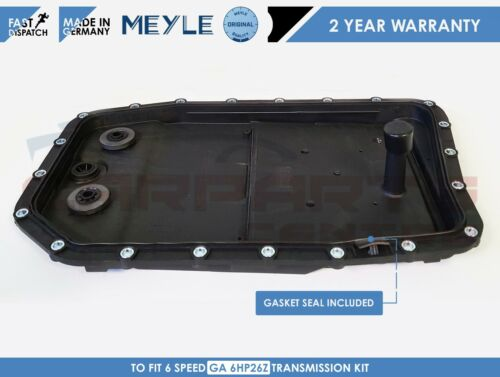 FOR BMW 7 SERIES E65 E66 E67 AUTOMATIC TRANSMISSION GEARBOX SUMP PAN FILTER KIT