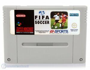 NINTENDO-SNES-Jeu-FIFA-International-Soccer-Module