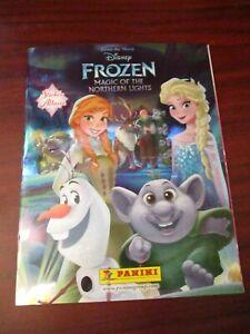 Disney Frozen Panini Sticker Album Magic of the Northern Lights