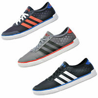 Mens Adidas Neo Easy Tech Superior Lifestyle Casual Plimsoll Trainers