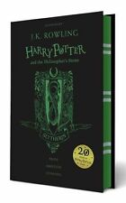 Harry Potter And The Philosopher's Stone Slytherin Edition Hardback Book New