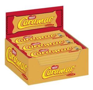 36x-CARAMAC-KARAMELL-CARAMEL-BARS-NESTLE-CANDY-SWEETS-FROM-GERMANY
