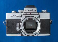 Konica Minolta SRT 303 35mm SLR Film Camera Body Only